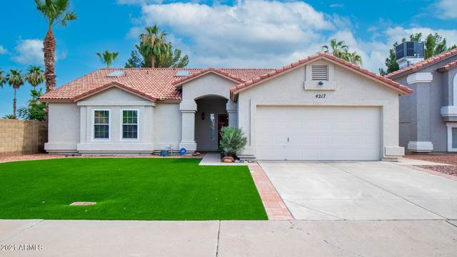 4217 E Frye Road, Phoenix, AZ 85048 (MLS #6267311) :: Devor Real Estate Associates