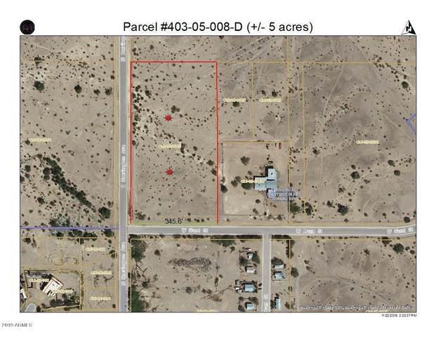 0 W Hunt Street, Gila Bend, AZ 85337 (MLS #6267317) :: Yost Realty Group at RE/MAX Casa Grande