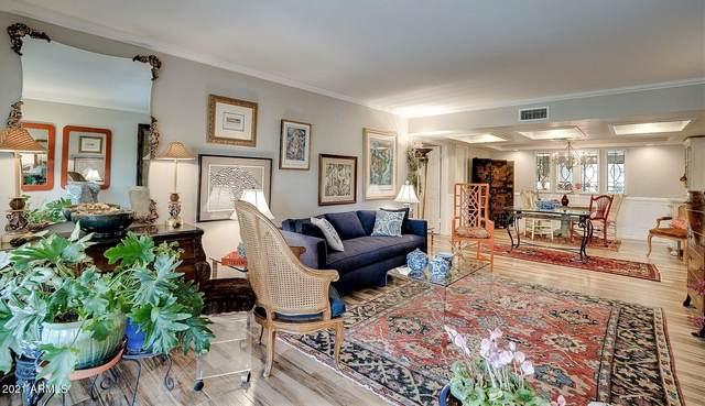 5110 N 31st Way #346, Phoenix, AZ 85016 (MLS #6267337) :: Conway Real Estate
