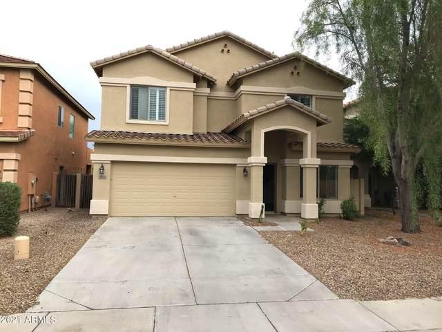 18271 N Daisy Drive, Maricopa, AZ 85138 (MLS #6267346) :: Klaus Team Real Estate Solutions