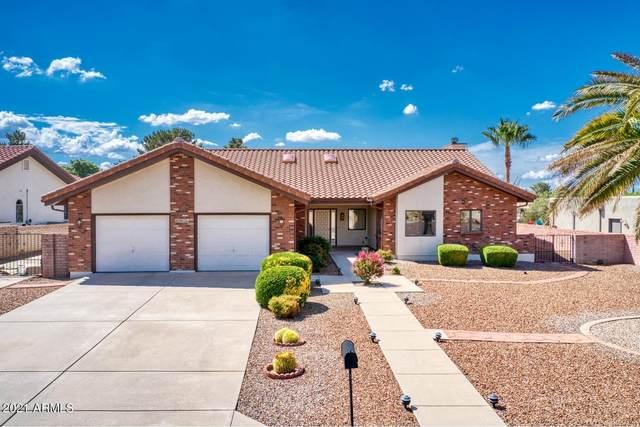 2862 S Palmer Drive, Sierra Vista, AZ 85650 (MLS #6267350) :: Yost Realty Group at RE/MAX Casa Grande