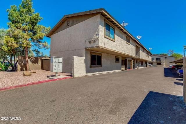 1620 E Cambridge Avenue #14, Phoenix, AZ 85006 (MLS #6267357) :: Jonny West Real Estate