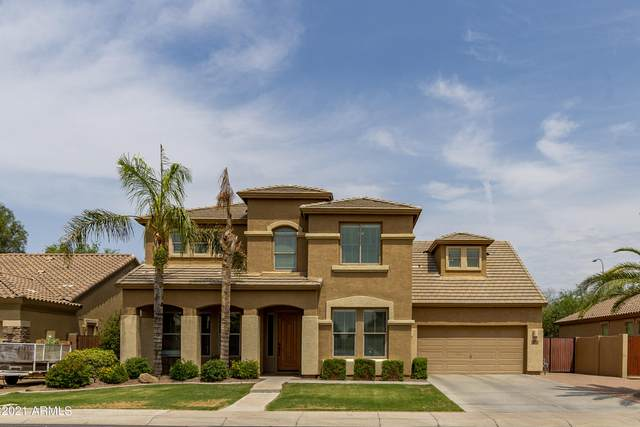 2315 S Whetstone Place, Chandler, AZ 85286 (MLS #6267359) :: Yost Realty Group at RE/MAX Casa Grande
