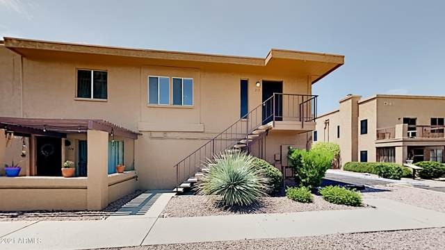 14849 N Kings Way #213, Fountain Hills, AZ 85268 (MLS #6267363) :: Service First Realty