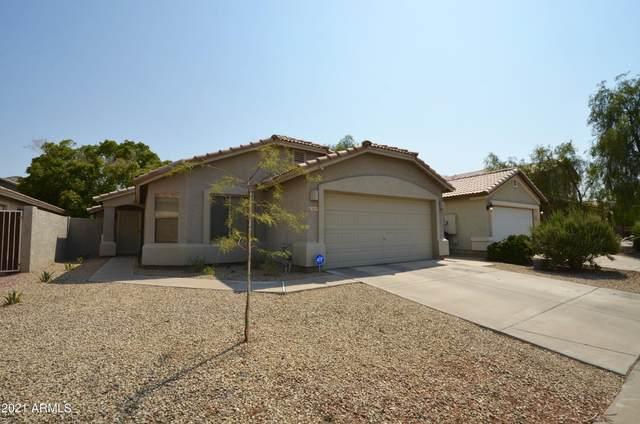 2629 E Beverly Road, Phoenix, AZ 85042 (MLS #6267379) :: Yost Realty Group at RE/MAX Casa Grande