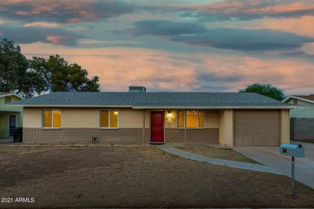 709 N Cedar Street, Gilbert, AZ 85233 (MLS #6267383) :: Devor Real Estate Associates
