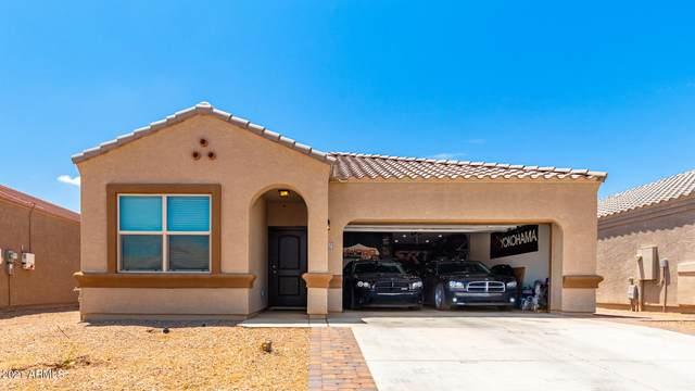 29202 N Fire Agate Road, San Tan Valley, AZ 85143 (MLS #6267384) :: Yost Realty Group at RE/MAX Casa Grande