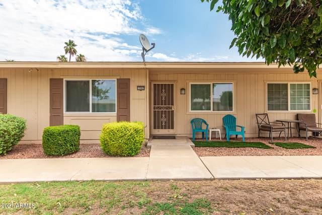 13263 N 110TH Avenue, Sun City, AZ 85351 (MLS #6267400) :: Service First Realty