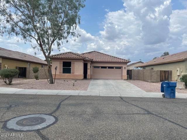 24758 W Dove Peak, Buckeye, AZ 85326 (MLS #6267402) :: Klaus Team Real Estate Solutions