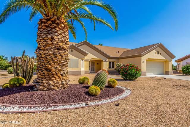 20414 N Tanglewood Drive, Sun City West, AZ 85375 (MLS #6267403) :: Yost Realty Group at RE/MAX Casa Grande