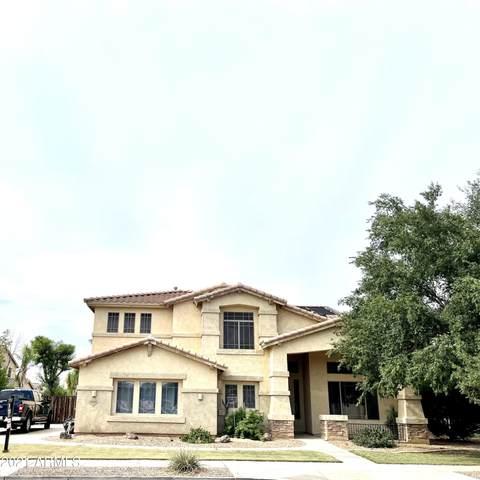 18680 E Caledonia Drive, Queen Creek, AZ 85142 (MLS #6267407) :: Yost Realty Group at RE/MAX Casa Grande