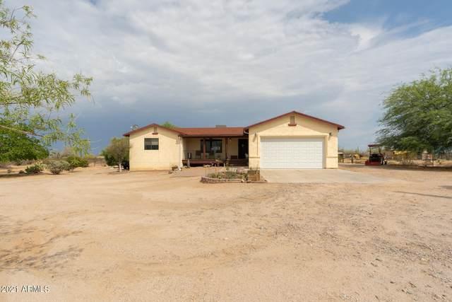 13702 N Hexcel Road, Florence, AZ 85132 (MLS #6267419) :: Yost Realty Group at RE/MAX Casa Grande