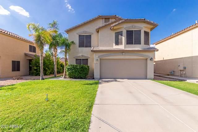 2076 E Arabian Drive, Gilbert, AZ 85296 (MLS #6267425) :: Kepple Real Estate Group