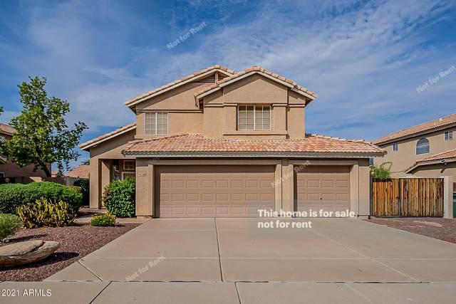 4708 E Thunderhill Place, Phoenix, AZ 85044 (MLS #6267434) :: Devor Real Estate Associates
