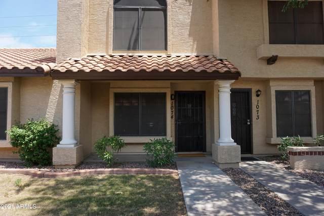 921 W University Drive #1074, Mesa, AZ 85201 (MLS #6267457) :: Elite Home Advisors