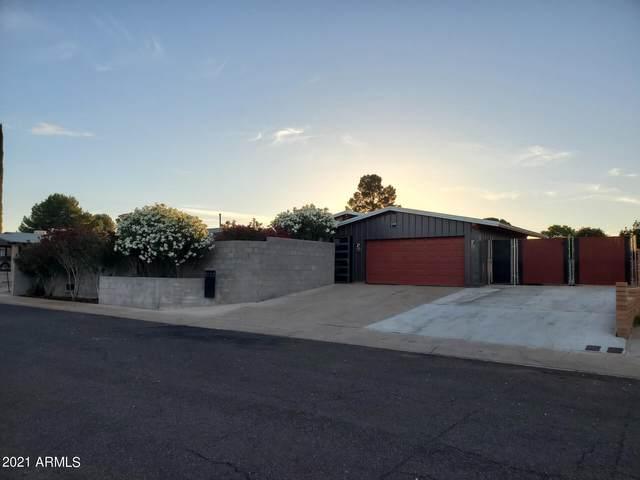 5133 Evergreen Drive, Sierra Vista, AZ 85635 (MLS #6267461) :: Yost Realty Group at RE/MAX Casa Grande