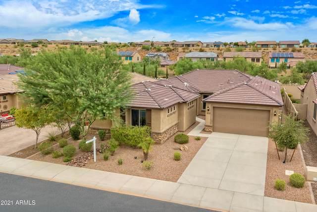 26025 N 107TH Drive, Peoria, AZ 85383 (MLS #6267462) :: The Laughton Team