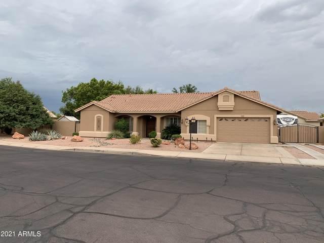 7717 W Country Gables Drive, Peoria, AZ 85381 (MLS #6267480) :: Yost Realty Group at RE/MAX Casa Grande