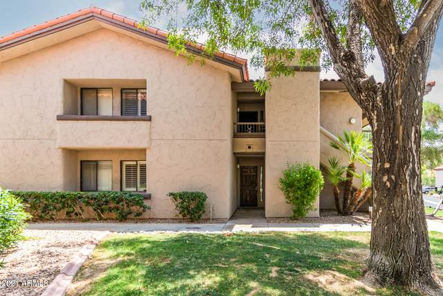 9125 E Purdue Avenue #107, Scottsdale, AZ 85258 (MLS #6267499) :: The Dobbins Team