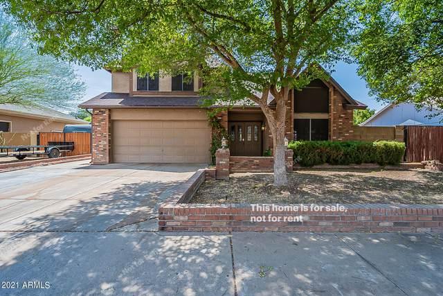 11020 N 64TH Lane, Glendale, AZ 85304 (MLS #6267503) :: Yost Realty Group at RE/MAX Casa Grande