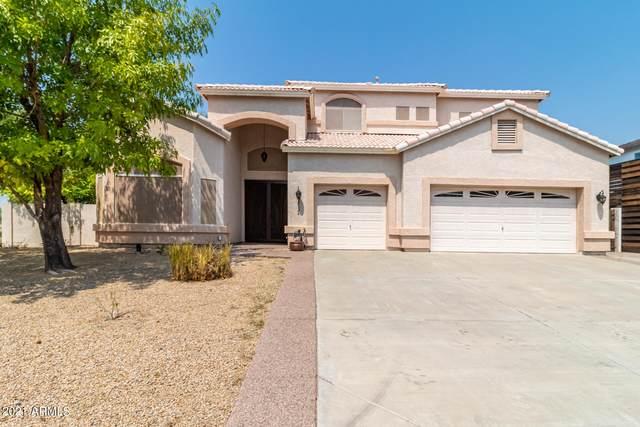 2524 N Sunrise Street, Mesa, AZ 85207 (MLS #6267506) :: Long Realty West Valley