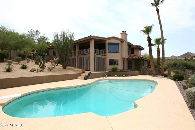 15824 E Cavern Drive, Fountain Hills, AZ 85268 (MLS #6267509) :: Yost Realty Group at RE/MAX Casa Grande