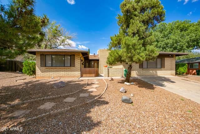 917 Charles Drive, Sierra Vista, AZ 85635 (MLS #6267525) :: Yost Realty Group at RE/MAX Casa Grande