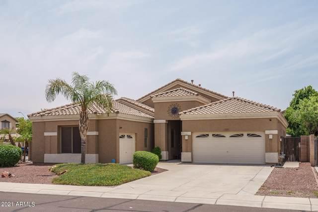 9139 W Alex Avenue, Peoria, AZ 85382 (MLS #6267536) :: Howe Realty