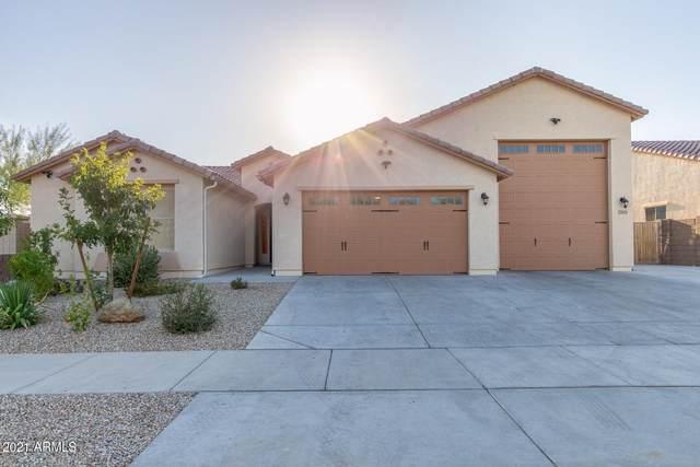 23928 N 169TH Drive, Surprise, AZ 85387 (MLS #6267545) :: The Daniel Montez Real Estate Group