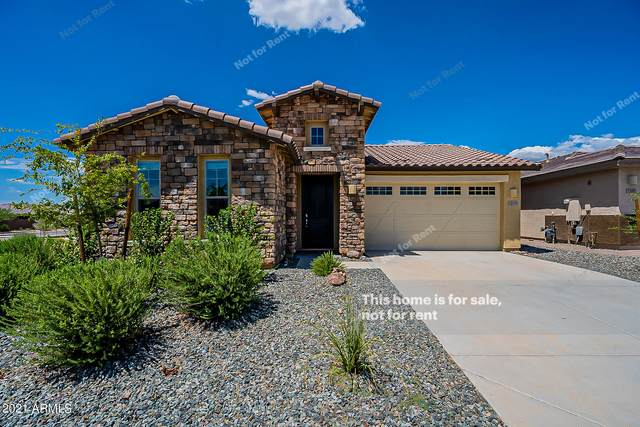 12478 E Crystal Forest, Gold Canyon, AZ 85118 (MLS #6267563) :: Yost Realty Group at RE/MAX Casa Grande