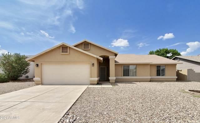 2597 Thunderbird Drive, Sierra Vista, AZ 85650 (MLS #6267575) :: Yost Realty Group at RE/MAX Casa Grande