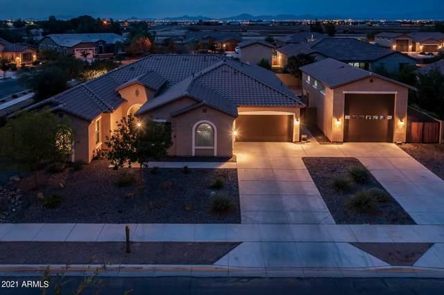 21912 E Russet Road, Queen Creek, AZ 85142 (MLS #6267579) :: Yost Realty Group at RE/MAX Casa Grande