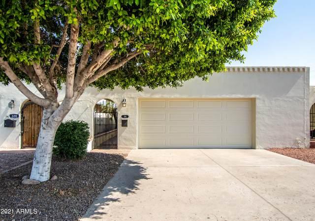 316 W Laguna Drive, Tempe, AZ 85282 (MLS #6267606) :: Balboa Realty