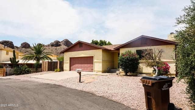 5536 S Sage Way, Gold Canyon, AZ 85118 (MLS #6267619) :: Yost Realty Group at RE/MAX Casa Grande