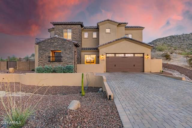 18335 W Santa Irene Drive, Goodyear, AZ 85338 (MLS #6267620) :: Yost Realty Group at RE/MAX Casa Grande
