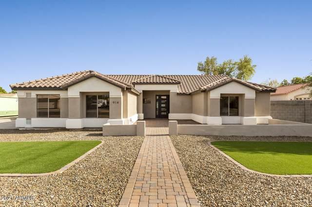 914 E Knoll Street, Mesa, AZ 85203 (MLS #6267621) :: Executive Realty Advisors