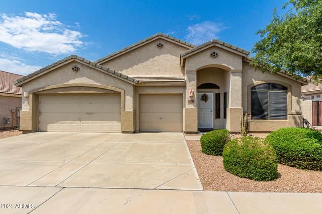 8524 E Pampa Circle, Mesa, AZ 85212 (MLS #6267622) :: Dave Fernandez Team | HomeSmart