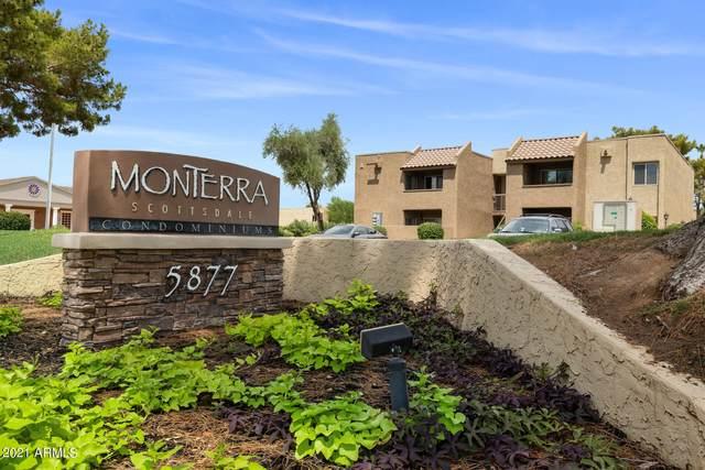 5877 N Granite Reef Road #1130, Scottsdale, AZ 85250 (MLS #6267634) :: Yost Realty Group at RE/MAX Casa Grande