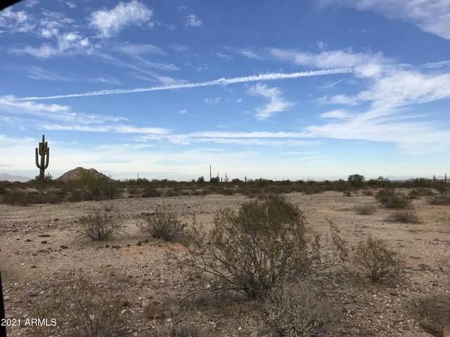0 W Robles Road, Maricopa, AZ 85139 (MLS #6267637) :: Klaus Team Real Estate Solutions