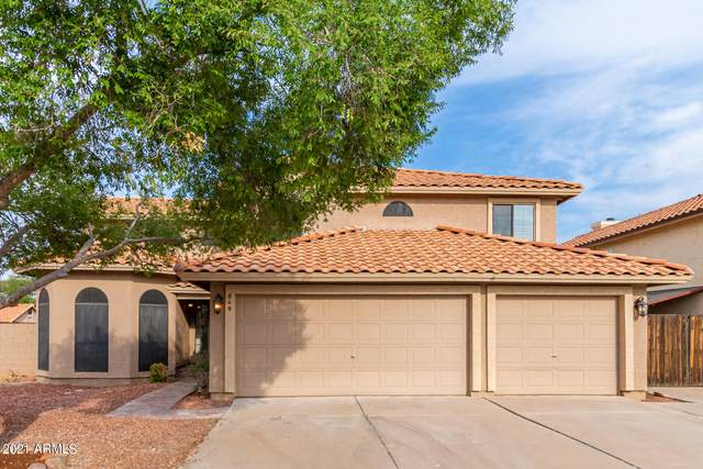 849 N Saint Elena Street, Gilbert, AZ 85234 (MLS #6267643) :: Yost Realty Group at RE/MAX Casa Grande