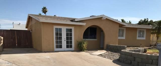 4509 W Eva Street, Glendale, AZ 85302 (MLS #6267657) :: Yost Realty Group at RE/MAX Casa Grande