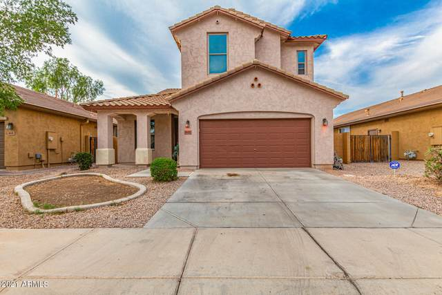 4120 E Torrey Pines Lane, Chandler, AZ 85249 (MLS #6267661) :: Devor Real Estate Associates