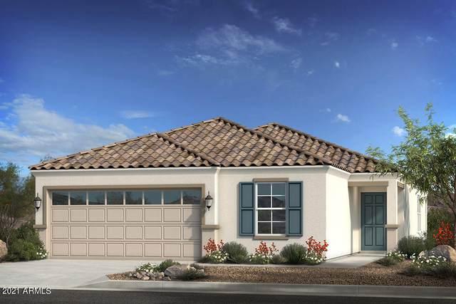 1321 W Pinkley Avenue, Coolidge, AZ 85128 (MLS #6267672) :: Executive Realty Advisors