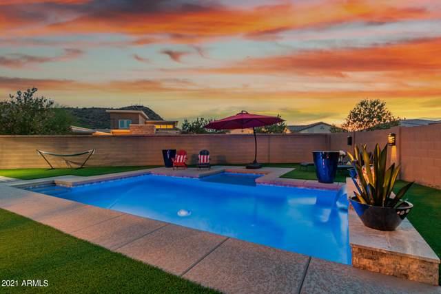 9837 E Jaeger Street, Mesa, AZ 85207 (MLS #6267692) :: Keller Williams Realty Phoenix