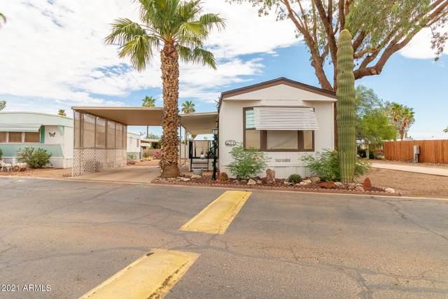 120 W Oneil Drive #55, Casa Grande, AZ 85122 (MLS #6267702) :: Conway Real Estate