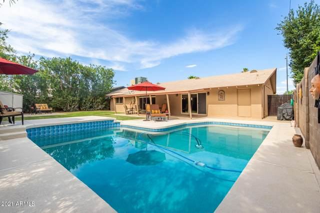 2802 N 74TH Place, Scottsdale, AZ 85257 (MLS #6267710) :: Service First Realty