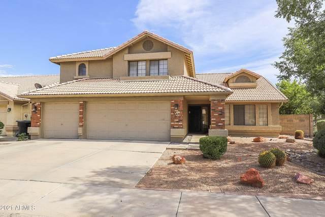 555 W Silver Creek Road, Gilbert, AZ 85233 (MLS #6267712) :: Yost Realty Group at RE/MAX Casa Grande