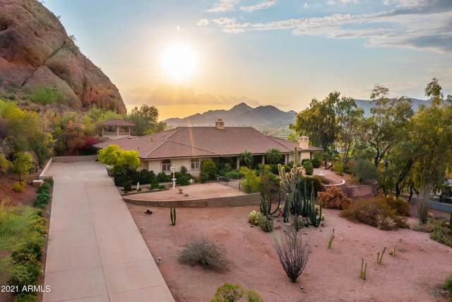 5920 N 52ND Place, Paradise Valley, AZ 85253 (MLS #6267715) :: Power Realty Group Model Home Center