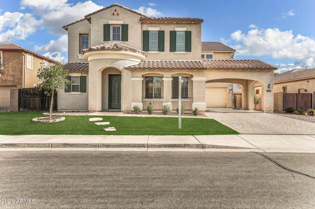2669 E Hampton Lane, Gilbert, AZ 85295 (MLS #6267720) :: Keller Williams Realty Phoenix