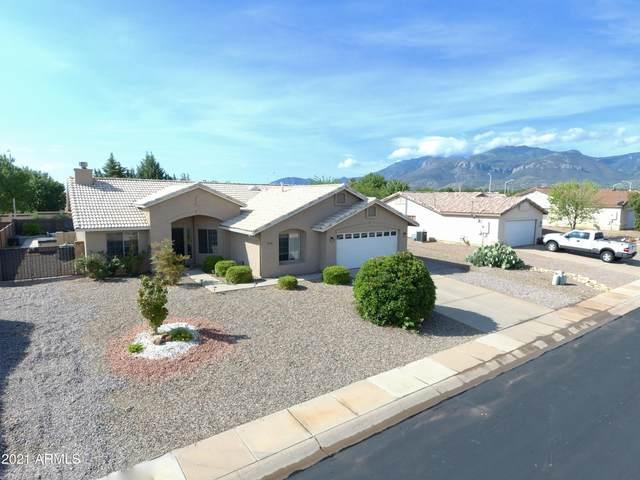 3654 Camino Del Vara, Sierra Vista, AZ 85650 (MLS #6267721) :: Yost Realty Group at RE/MAX Casa Grande